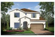 Andover - Shingle Creek Reserve at The Oaks: Kissimmee, FL - Standard Pacific Homes