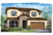 Castleberry - Samara Lakes: Saint Augustine, FL - Standard Pacific Homes