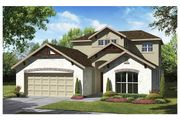 Whitney II - The Preserve At Four Points - 50' Homesites: Austin, TX - Standard Pacific Homes