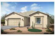 Plan 4421 - The Meadows at Blue Horizons: Buckeye, AZ - Standard Pacific Homes