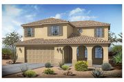 Plan 4424 - The Meadows at Blue Horizons: Buckeye, AZ - Standard Pacific Homes