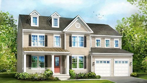 Ansley by Stanley Martin Homes in Raleigh-Durham-Chapel Hill North Carolina