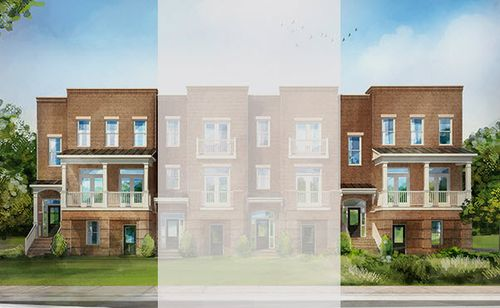 Blount Street Commons by Stanley Martin Homes in Raleigh-Durham-Chapel Hill North Carolina