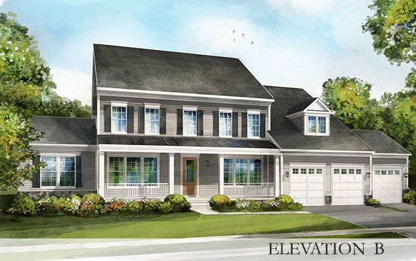 Selma Estates by Stanley Martin Homes