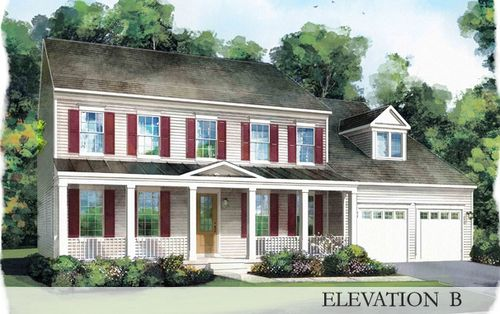 Old Trail by Stanley Martin Homes in Charlottesville Virginia