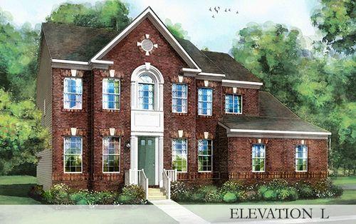 Collington by Stanley Martin Homes in Richmond-Petersburg Virginia