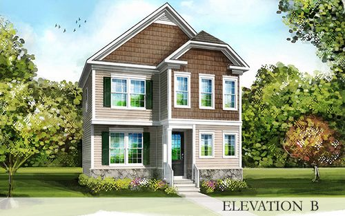 Huntley by Stanley Martin Homes in Charlottesville Virginia