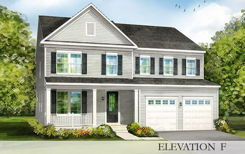 Liesfeld Farm At Bacova by Stanley Martin Homes in Richmond-Petersburg Virginia