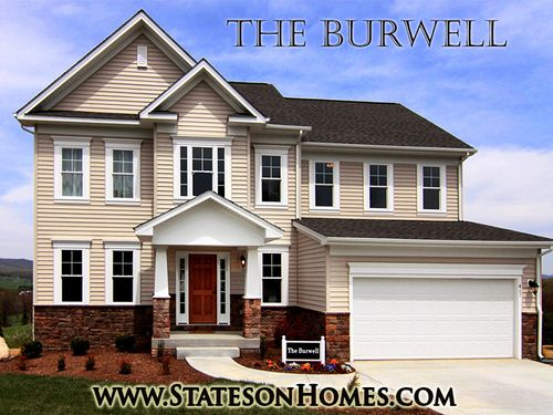 house for sale in Brittany Meadows by Stateson Homes