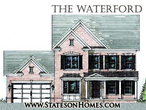 house for sale in Sterling Heights by Stateson Homes