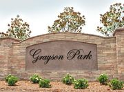homes in Grayson Park by Stevens Fine Homes