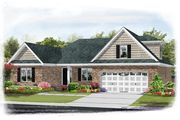 The Mimosa - Orchid Bay at Waterford: Leland, NC - Stevens Fine Homes