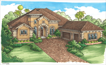 Single Family for Sale at Quail West - Ponte Vedra Grande 6289 Burnham Road Naples, Florida 34119 United States