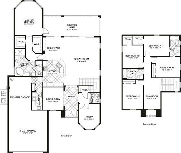 flplarge_8695660 Corleone Compound House Plans on