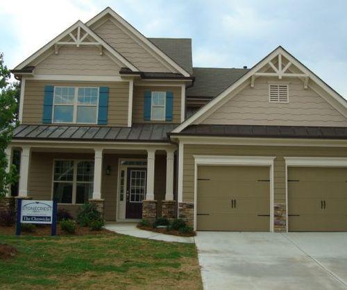 McIntosh Place by Stonecrest Homes, LLC in Atlanta Georgia