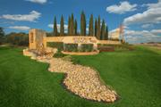 homes in Sendero Springs by Streetman Homes