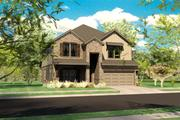 The Victoria - Sendero Springs: Round Rock, TX - Streetman Homes
