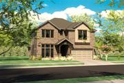 The Goliad - Sendero Springs: Round Rock, TX - Streetman Homes
