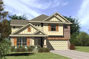 The Escalera - Sendero Springs: Round Rock, TX - Streetman Homes