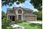 The Briscoe - Sendero Springs: Round Rock, TX - Streetman Homes