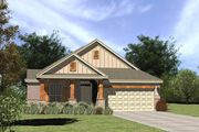 The Seguin - Sendero Springs: Round Rock, TX - Streetman Homes