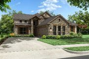 The Cameron II - Sendero Springs: Round Rock, TX - Streetman Homes