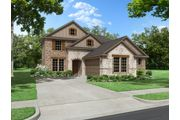 The Concho - Sendero Springs: Round Rock, TX - Streetman Homes