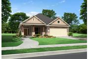 The Caldwell - Sendero Springs: Round Rock, TX - Streetman Homes