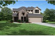 The Crockett - Sendero Springs: Round Rock, TX - Streetman Homes
