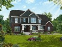 Hallsley by StyleCraft Homes in Richmond-Petersburg Virginia