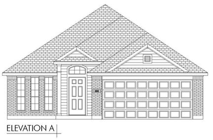 South fork in waco tx new homes floor plans by for Southfork ranch floor plan