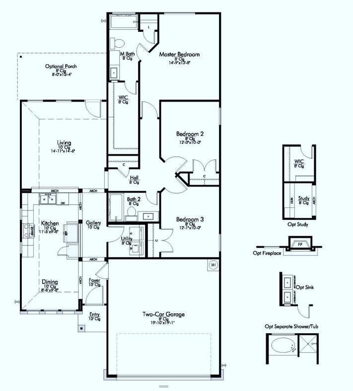 South fork s 1363 wacomclennan county mclennan county for Southfork ranch house plans