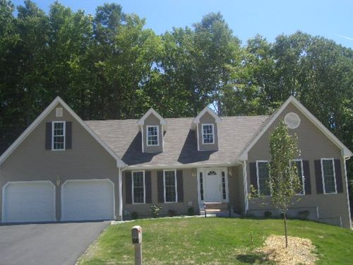 Windsor Estates by T & M Homes in Hartford Connecticut