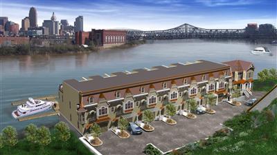 River House Landing by Tanner Custom Homes, Inc.c in Cincinnati Ohio