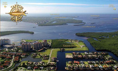 Tarpon Estates in Tarpon Point Marina by Tarpon Estates in Fort Myers Florida