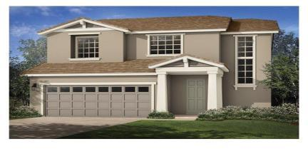 Single Family for Sale at Rancho Verde - Plan 3 Rancho Verde 10409 Fossil Way Elk Grove, California 95757 United States