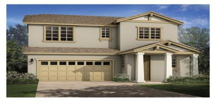 Single Family for Sale at Rancho Verde - Plan 4 Rancho Verde 10409 Fossil Way Elk Grove, California 95757 United States