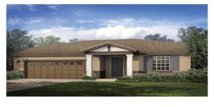 Single Family for Sale at Rancho Verde - Plan 5 Rancho Verde 10409 Fossil Way Elk Grove, California 95757 United States