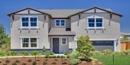 Single Family for Sale at Rancho Verde - Plan 8 Rancho Verde 10409 Fossil Way Elk Grove, California 95757 United States