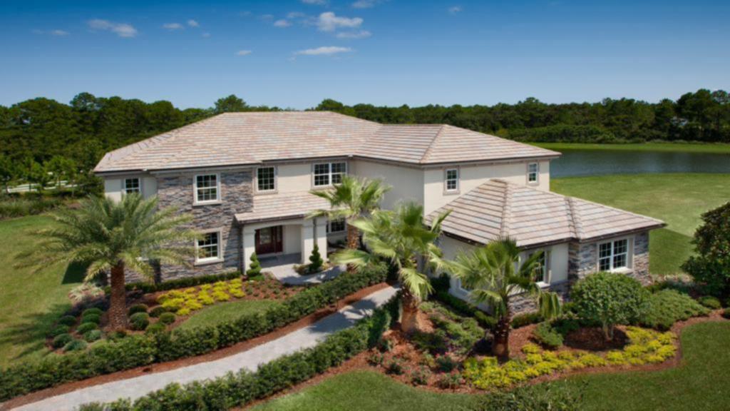 Taylor Morrison Hamlin Overlook Allendale 1070286 Winter Garden Fl New Home For Sale