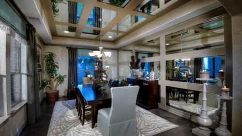 Mar Bella Garden Homes The Verandas by Taylor Morrison in Houston Texas