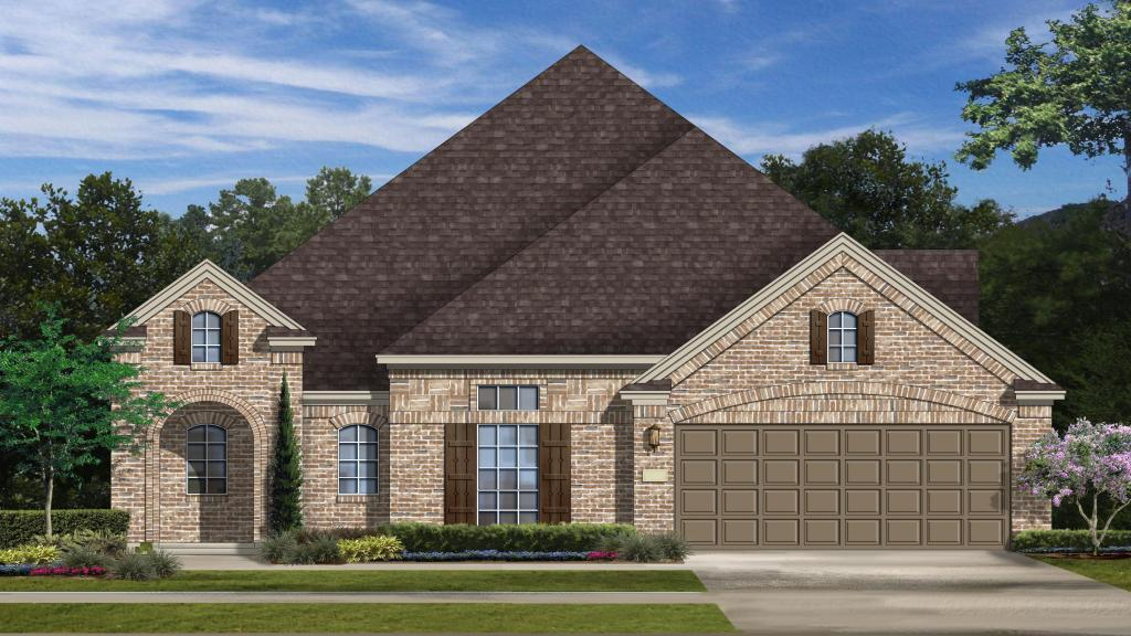 Naples - Mar Bella Garden Homes - The Verandas: League City, TX - Taylor Morrison