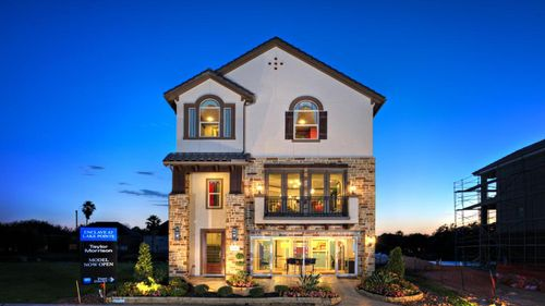 Enclave at Lake Pointe by Taylor Morrison in Houston Texas