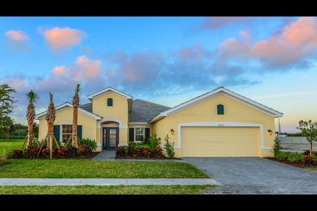 Sandoval In Cape Coral Fl New Homes Amp Floor Plans By