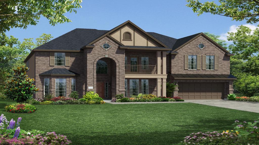 13007 Freemont Peak Lane, Humble, TX Homes & Land - Real Estate