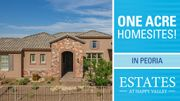 homes in Estates at Happy Valley Summit Collection by Taylor Morrison