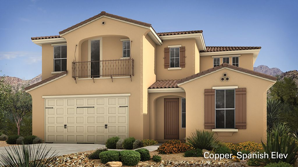 Copper - Sonoran Commons Encore Collection: Phoenix, AZ - Taylor Morrison