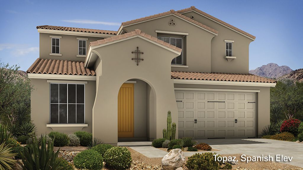 Topaz - Sonoran Commons Encore Collection: Phoenix, AZ - Taylor Morrison
