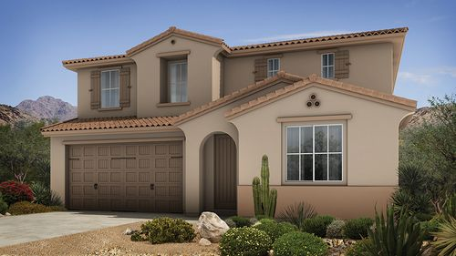Las Brisas Discovery II and Encore II Collections by Taylor Morrison in Phoenix-Mesa Arizona