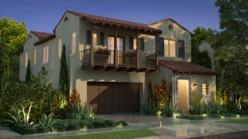 Capella by Taylor Morrison in Orange County California